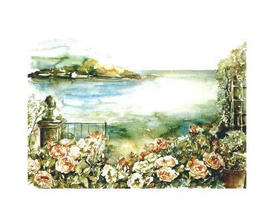 Landschappen IV-Coraline Boomsma-Art Print
