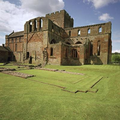 Lanercost Priory, 12th Century-CM Dixon-Photographic Print