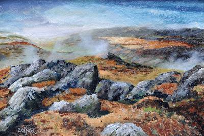 Langdales Top, Cumbria, 2008-Trevor Neal-Giclee Print