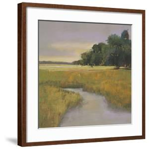 Placid Marsh by Langford