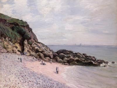 Langland Bay, 1897-Alfred Sisley-Giclee Print