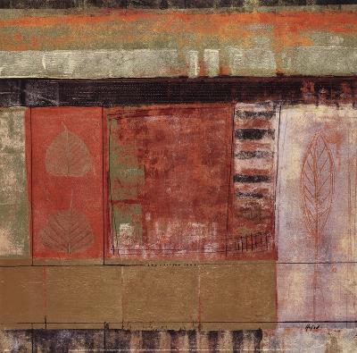Language Of Nature I- Hafod-Art Print