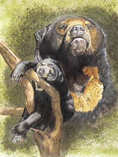 Languid-Barbara Keith-Giclee Print