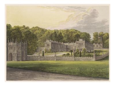 Lanhydrock, Cornwall--Giclee Print