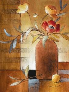 Afternoon Poppy Still Life II by Lanie Loreth