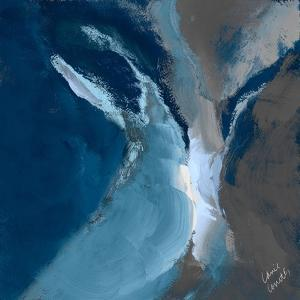 Blue Ocean Dance I by Lanie Loreth