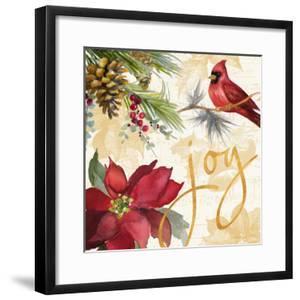 Christmas Poinsettia I by Lanie Loreth