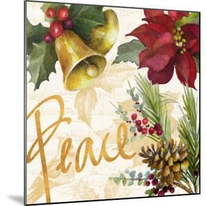 Christmas Poinsettia II by Lanie Loreth