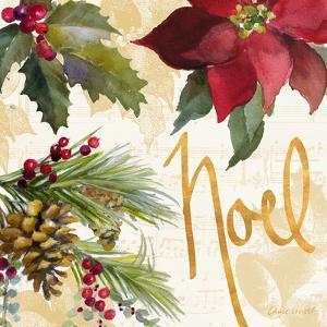 Christmas Poinsettia III by Lanie Loreth