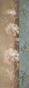 Delicate Beauty in Blue IV by Lanie Loreth