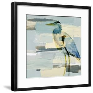 Great Blue Heron by Lanie Loreth