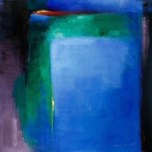 Into Blue I by Lanie Loreth