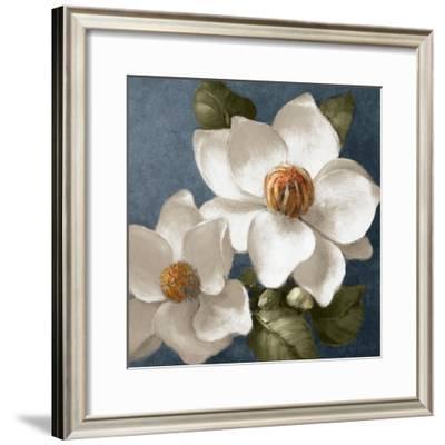 Magnolias on Blue II