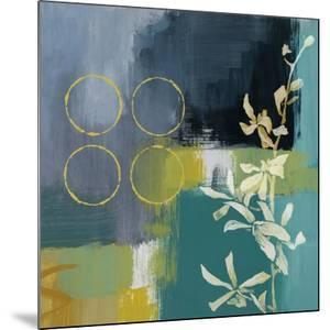 Mediterranean Floral I by Lanie Loreth