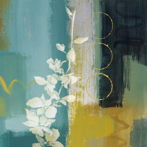 Mediterranean Floral II by Lanie Loreth