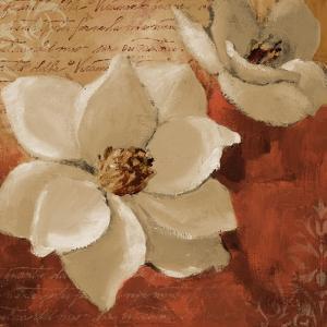 Midday Magnolias I by Lanie Loreth