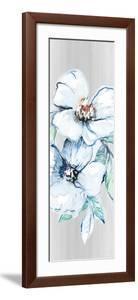Moonlit Floral Panel II by Lanie Loreth