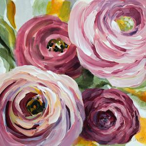 Ranunculus Rosa II by Lanie Loreth
