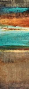 Rustic Sea Panel II by Lanie Loreth