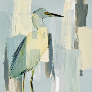 Sorrowing Egret by Lanie Loreth