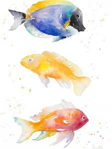 Tropical Fish I by Lanie Loreth