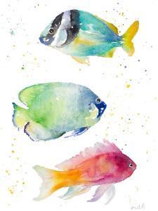 Tropical Fish II by Lanie Loreth