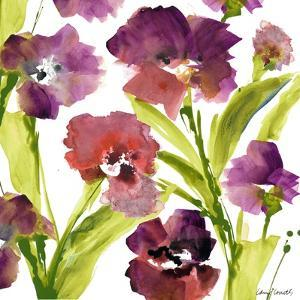 Violet le Povat Square III by Lanie Loreth