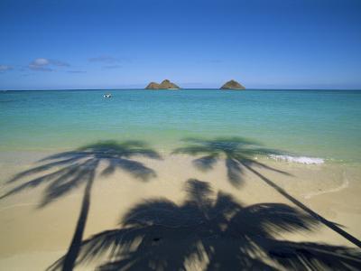Lanikai Beach, Oahu, Hawaii, Hawaiian Islands, USA--Photographic Print
