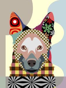 German Shepherd by Lanre Adefioye