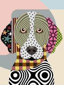 German Shorthaired Pointer by Lanre Adefioye