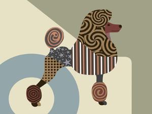 Poodle Dog by Lanre Adefioye