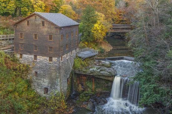 Lanterman's Mill-Galloimages Online-Photographic Print