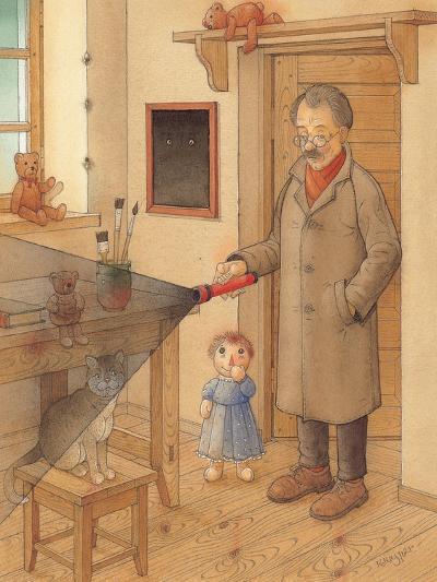 Lantern, 2005-Kestutis Kasparavicius-Giclee Print