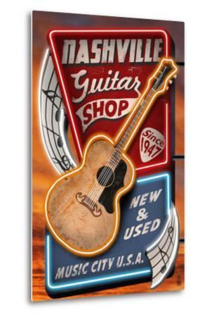 Acoustic Guitar Music Shop - Nashville, Tennessee
