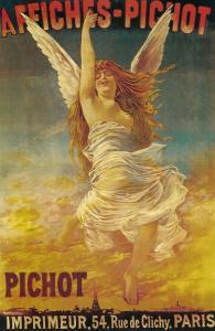 Affiches-Pichot Promotional Poster - Paris, France by Lantern Press