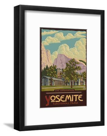 Ahwahnee Lodge, Yosemite National Park, California