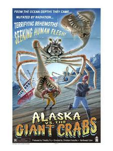 Alaska vs. the Giant Crabs by Lantern Press