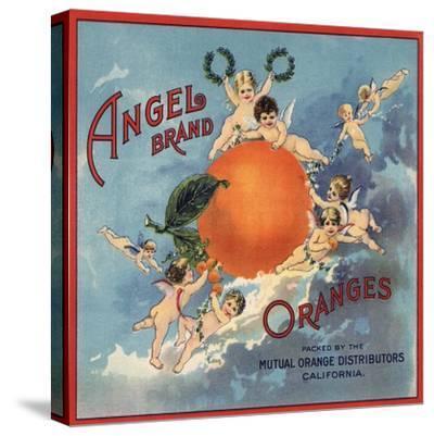Angel Brand - California - Citrus Crate Label