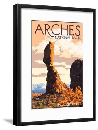 Arches National Park, Utah - Balanced Rock