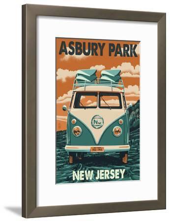 Asbury Park, New Jersey - VW Van