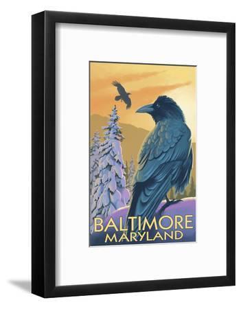 Baltimore, Maryland - Raven