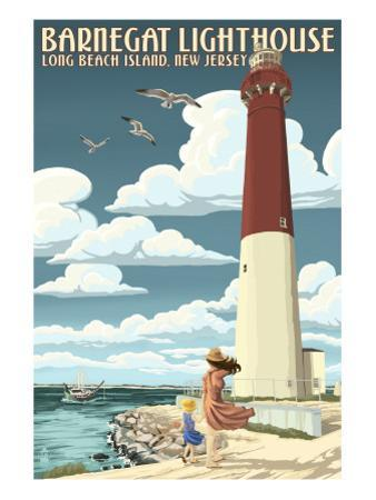 Barnegat Lighthouse - New Jersey Shore