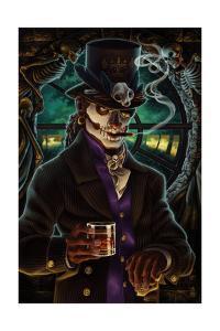 Barron Samedi Voodoo by Lantern Press