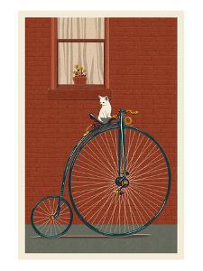 Bicycle by Lantern Press