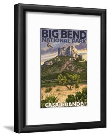 Big Bend National Park, Texas - Casa Grande