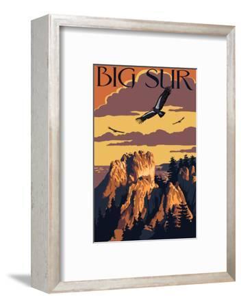 Big Sur, California - Condors