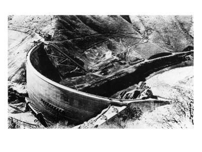 Boise, Idaho - View of Arrowrock Dam by Lantern Press