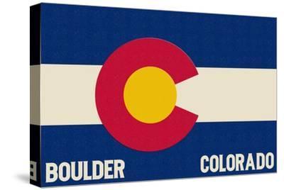 Boulder, Colorado - Colorado State Flag