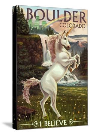 Boulder, Colorado - Unicorn Scene
