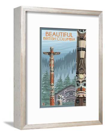 British Columbia, Canada - Totem Pole